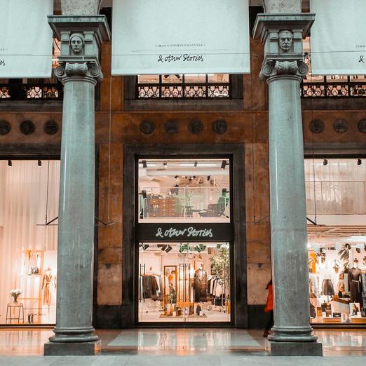 & other stories планирует открыть в москве магазин