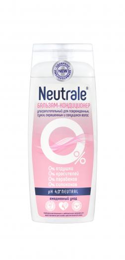 Бальзам-кондиционер ультрапитательный для поврежденных, сухих, окрашенных и секущихся волос от Neutrale