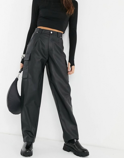 свободные брюки asos