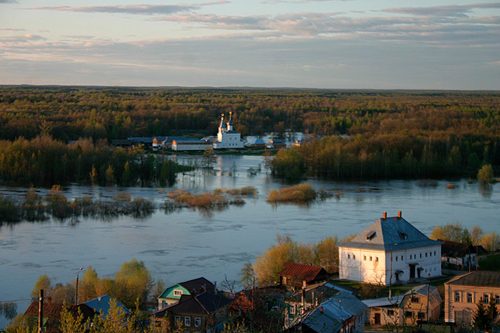 Город Гороховец, Владимирская область