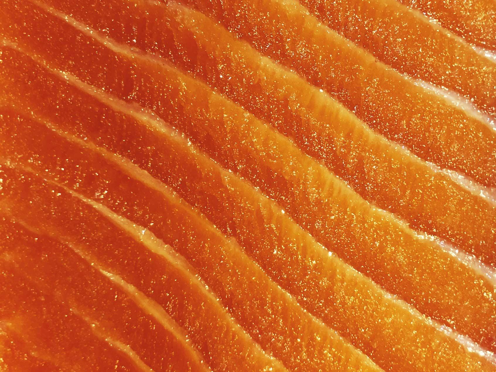 польза лосося