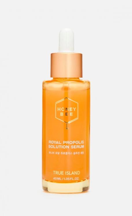 Сыворотка с прополисом Honey Bee royal propolis solution serum