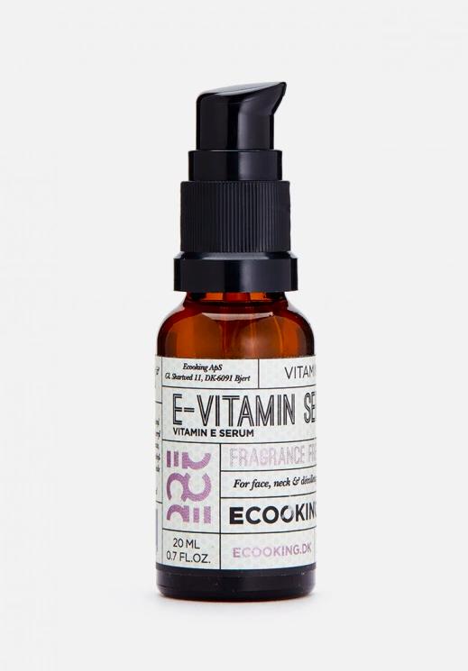 Сыворотка с витамином Е vitamin e serum