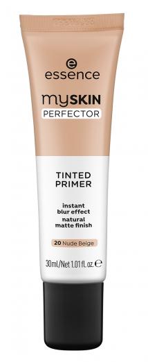 Праймер-тинт My Skin Perfector Tinted Primer от essence
