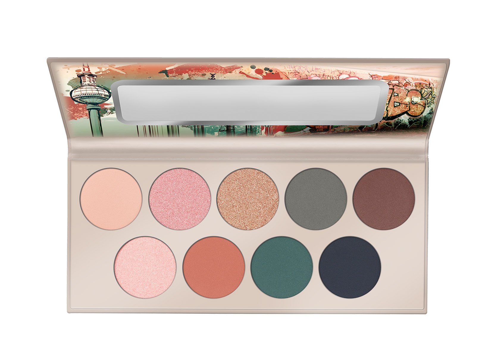 City Palette Hallo Berlin! от essence