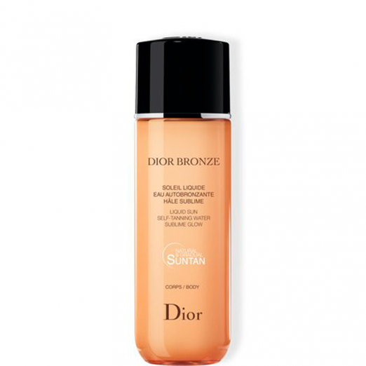 Вода-автозагар для тела Dior Bronze Liquid Sun Self-Tanning Water Sublime Glow от Dior