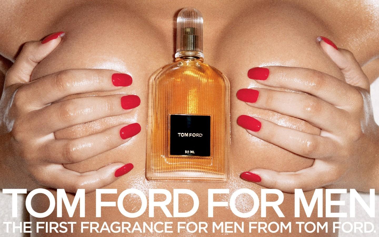 реклама Tom Ford