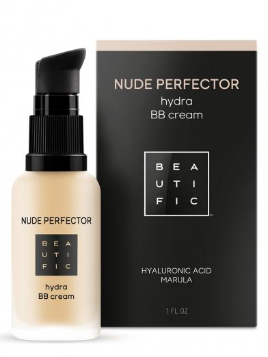 Тонирующий BB-крем с гиалуроновой кислотой Nude Perfector от Beautific