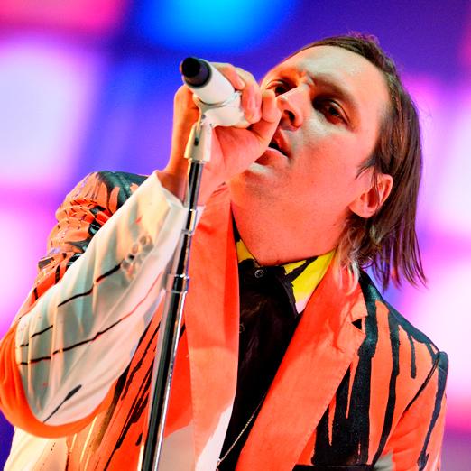 Arcade Fire выпустила новую песню Generation A