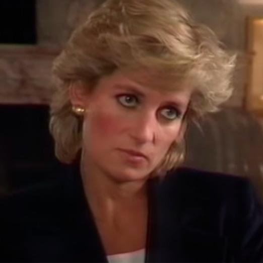 принцесса диана 1995