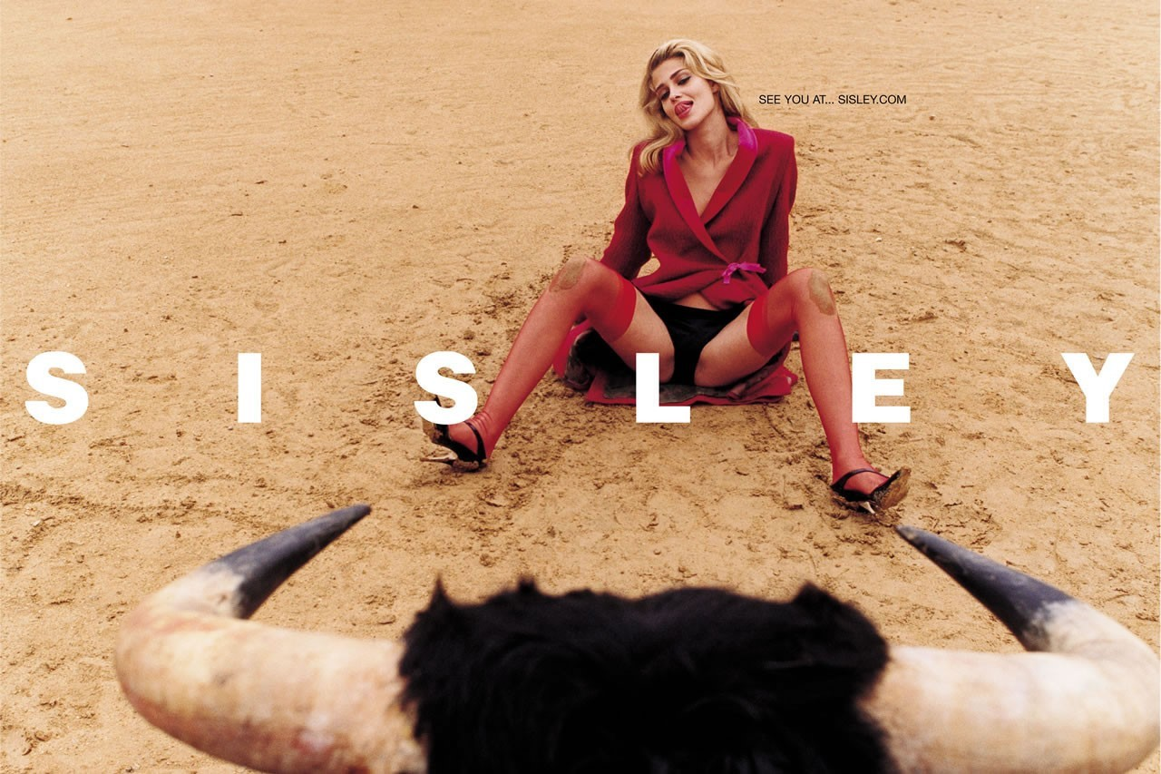 реклама Sisley