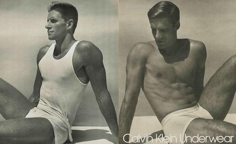 реклама Calvin Klein Underwear