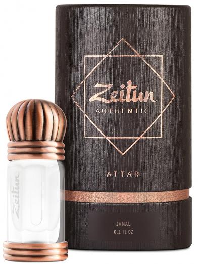 Концентрированные масляные духи «Джамал» от Zeitun