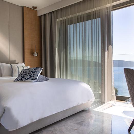 новый отель в Бодруме