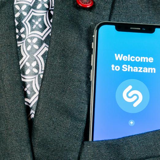 самая популярная песня shazam