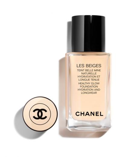 Тональный флюид с эффектом естественного сияния Les Beiges от Chanel