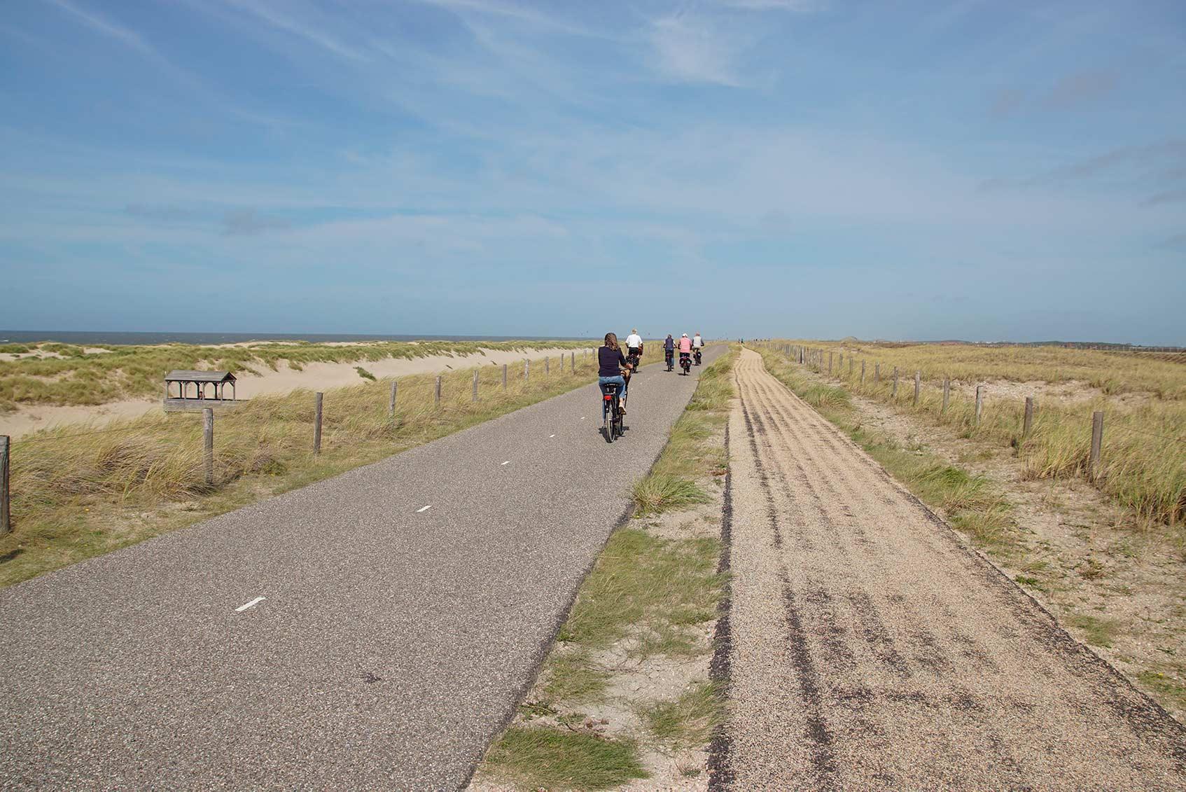из амстердама в гаагу на велосипеде