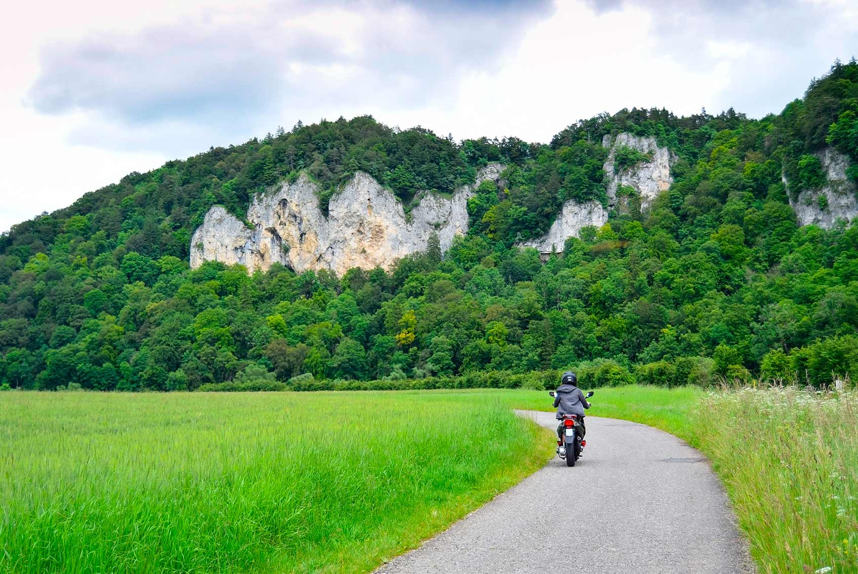 в европу на велосипеде