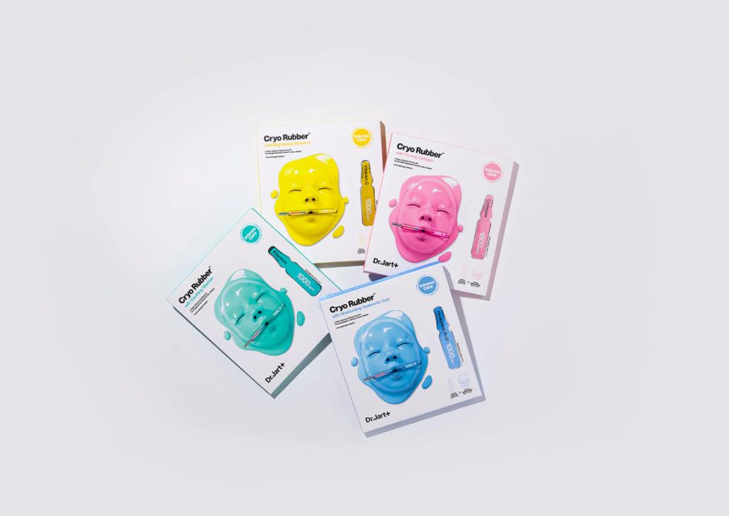 Маски для лица Cryo rubber от Dr.Jart+