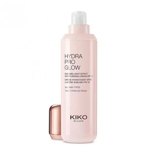 Увлажняющий флюид с гиалуроновой кислотой Hydra Pro Glow от Kiko Milano