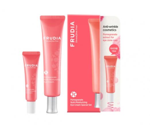 Набор питательных кремов для глаз с экстрактом граната Pomegranate Nutri-Moisturizing Eye Cream Special Set от Frudia
