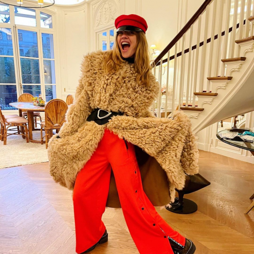 Наталья Водянова отправится в путешествие по России в новом шоу