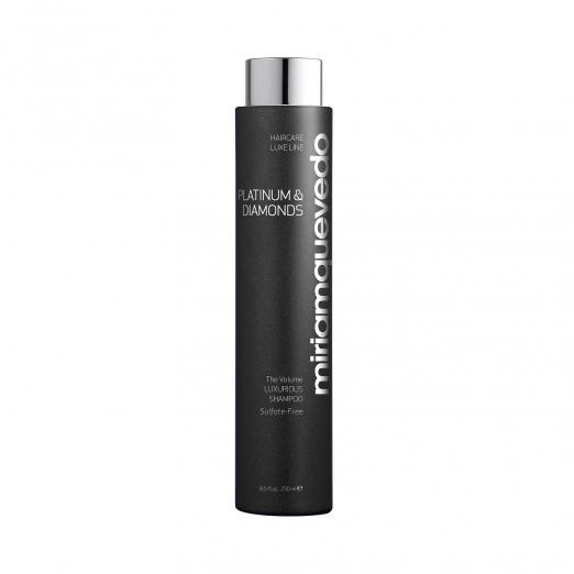 Бриллиантовый шампунь-люкс с платиной Platinum & Diamonds Volume Luxurious Shampoo от Miriamquevedo