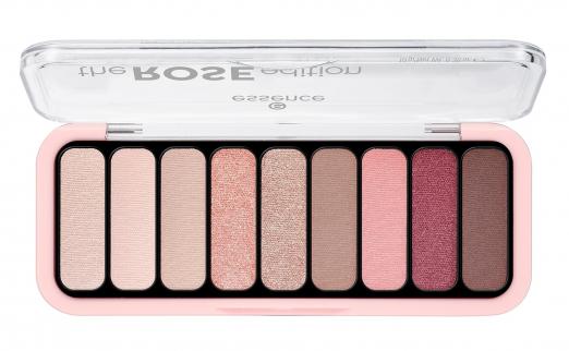 Палетка теней для век the Rose edition eyeshadow palette от essence