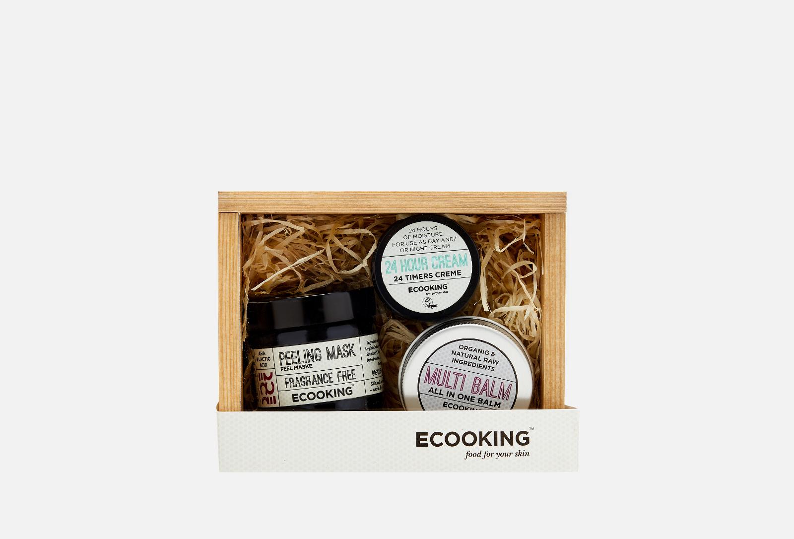 подарочный набор ecooking