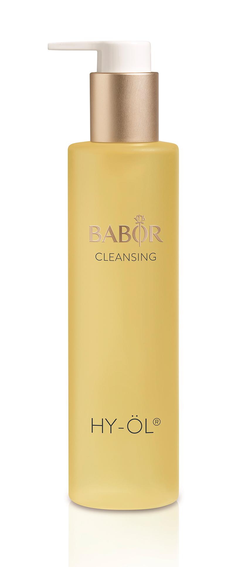гидрофильное масло babor