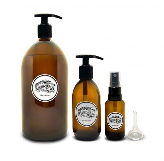 Санитайзеры от Windsor's Soap