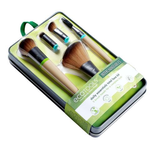 Коллекция кистей для макияжа со сменными насадками Interchangeables от EcoTools