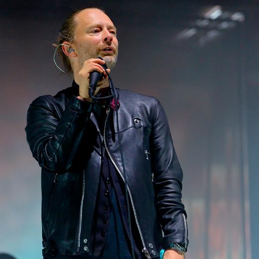 Группа Radiohead выпустила цифровые открытки