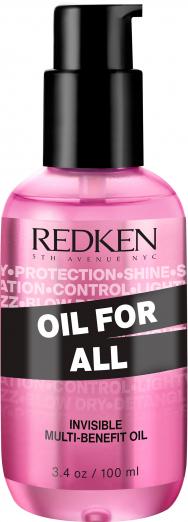 Мультифункциональное масло для волос Oil for all от Redken