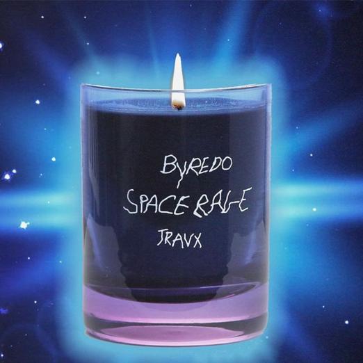 новые свечи byredo