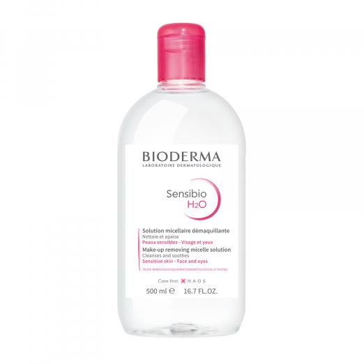 Мицеллярная вода для чувствительной кожи Bioderma Sensibio H2O от Bioderma