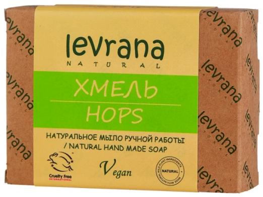 Натуральное мыло ручной работы «Хмель» от Levrana