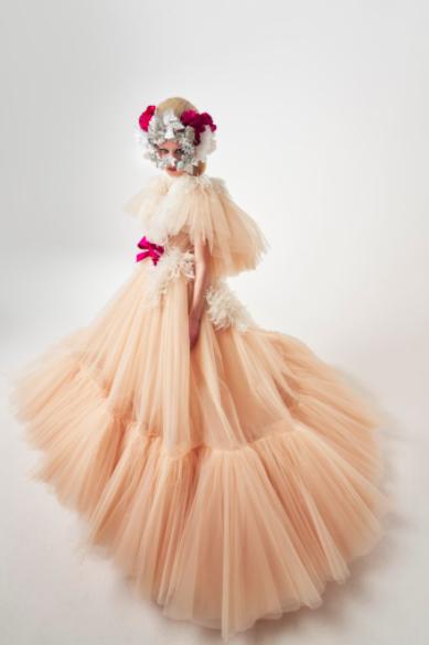 неделя моды в париже giambattista valli