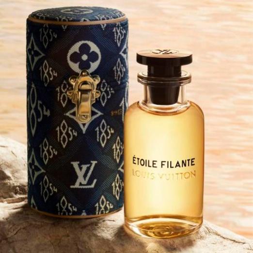 Новый аромат Étoile Filante от Louis Vuitton
