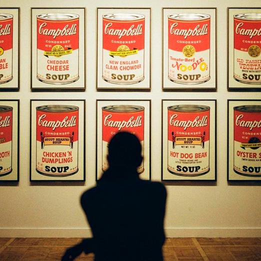 Продлена выставка Энди Уорхола в Третьяковской галерее