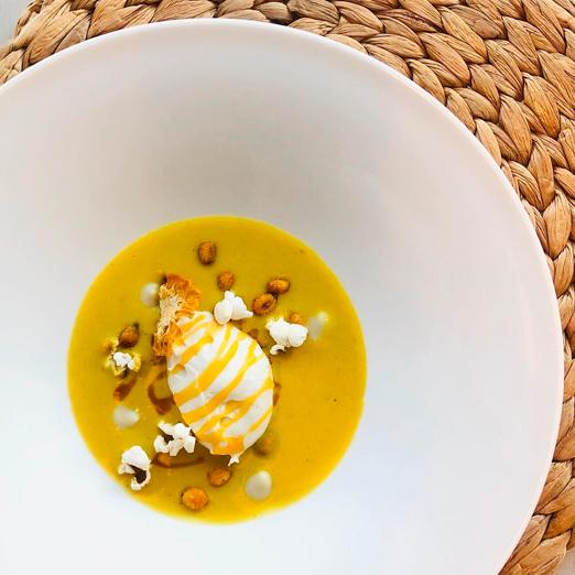 Michelin впервые наградил звездой французский веганский ресторан