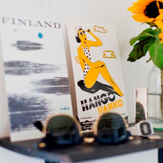 Начался прием заявок на конкурс туристического плаката My Finland Poster 2021