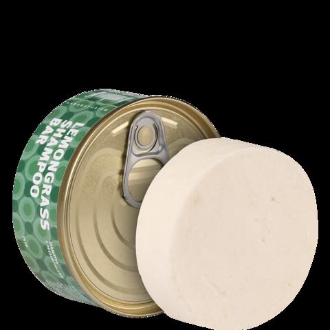 Твердый шампунь с пребиотиками Lemongrass Shampoo Bar от Laboratorium