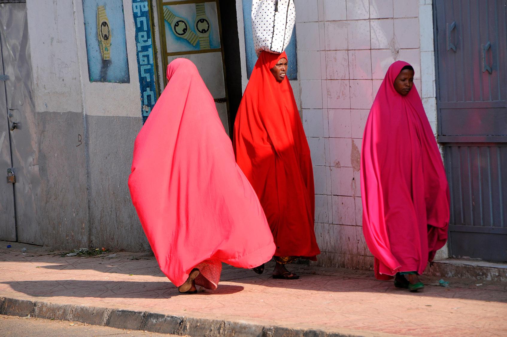 город харэр в эфиопии