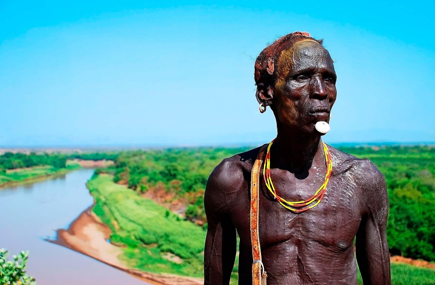 мужчины в эфиопии