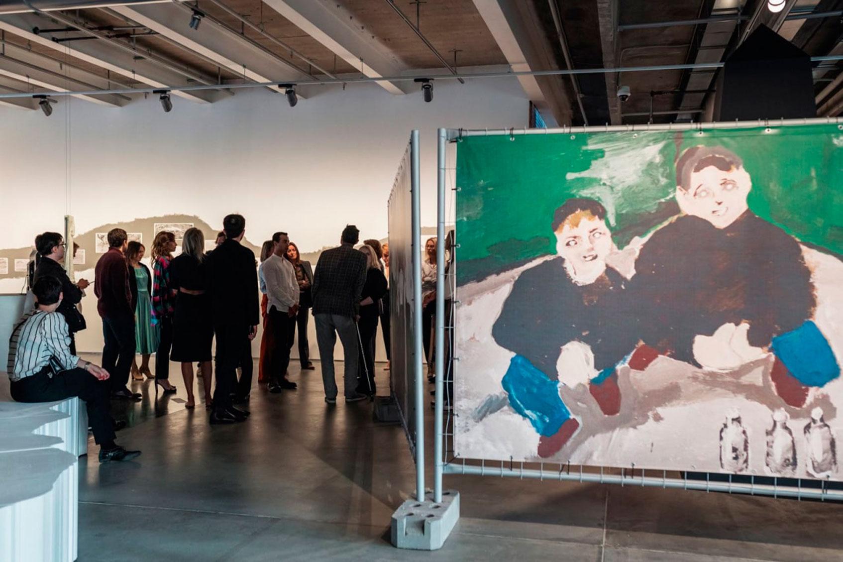 Вторая триеннале российского современного искусства «Красивая ночь всех людей»