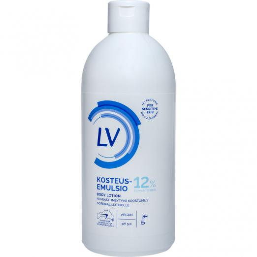 Увлажняющий крем для тела от LV