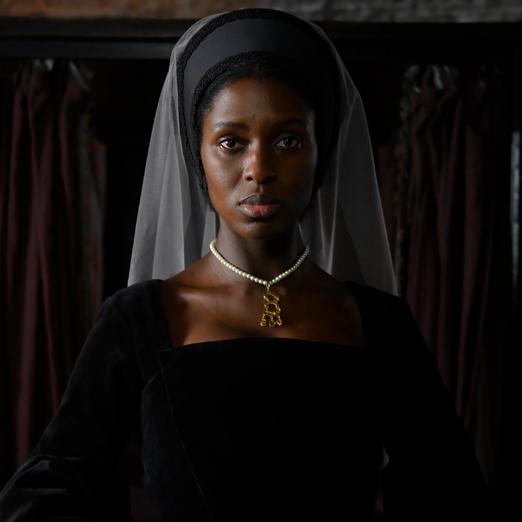 Первый кадр из сериала о темнокожей Анне Болейн с Джоди Тернер-Смит
