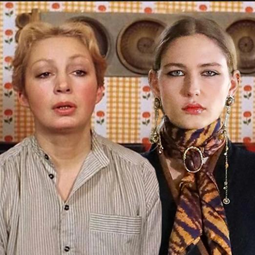 Тренды нью-йоркской Недели моды и советское кино