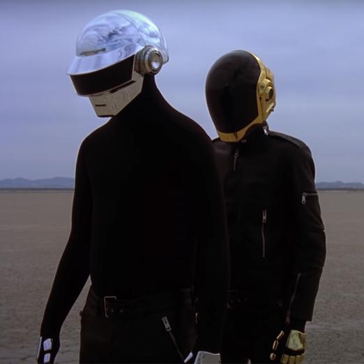 Daft Punk заявил о распаде